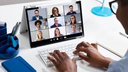 videoconferencia y fundae google meet